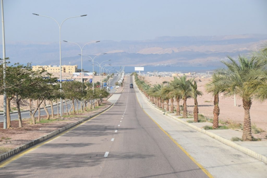 Aqaba Jordan March 2019 Israel Tour with John DeLancey