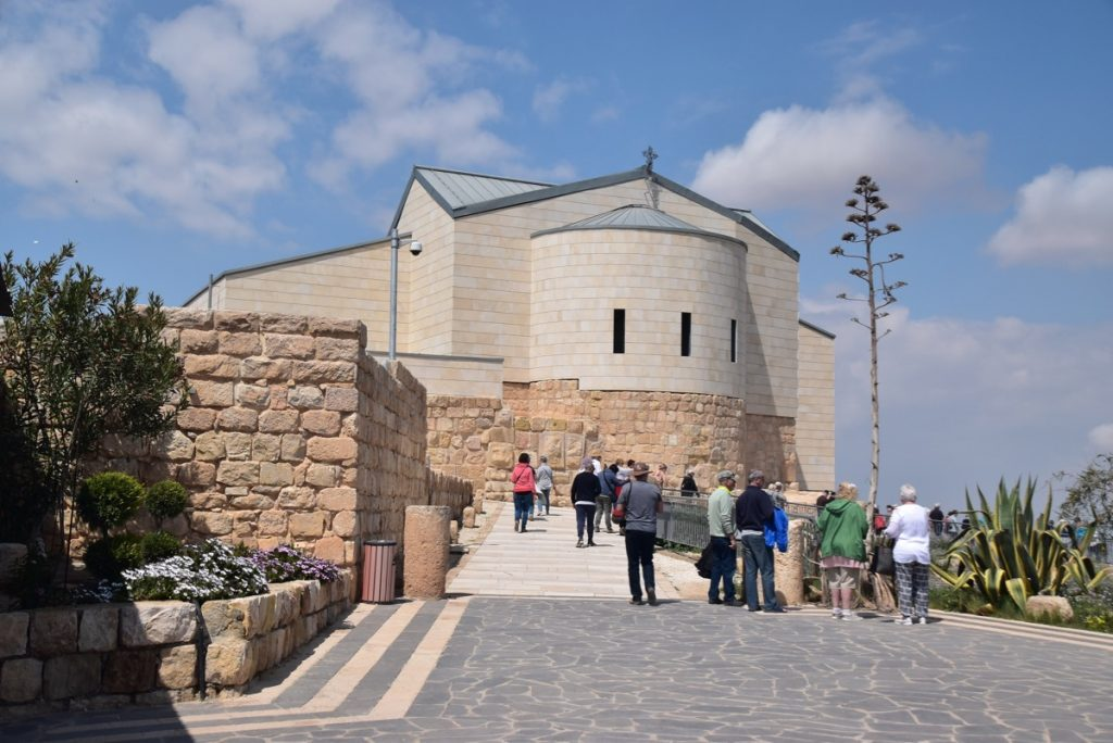 Mt. Nebo Jordan March 2019 Israel Tour with John DeLancey
