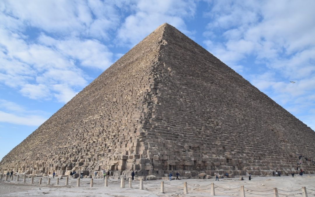 Great Giza Pyramid, Egypt