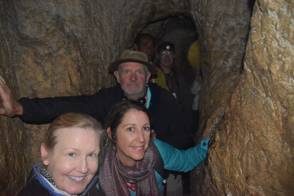 Hezekiah's Tunnel March 2019 Israel Tour with John DeLancey