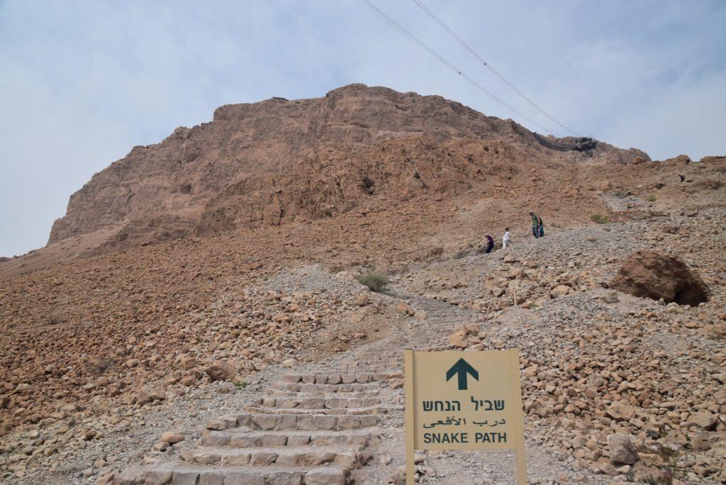 Masada March 2019 Israel Tour with John DeLancey