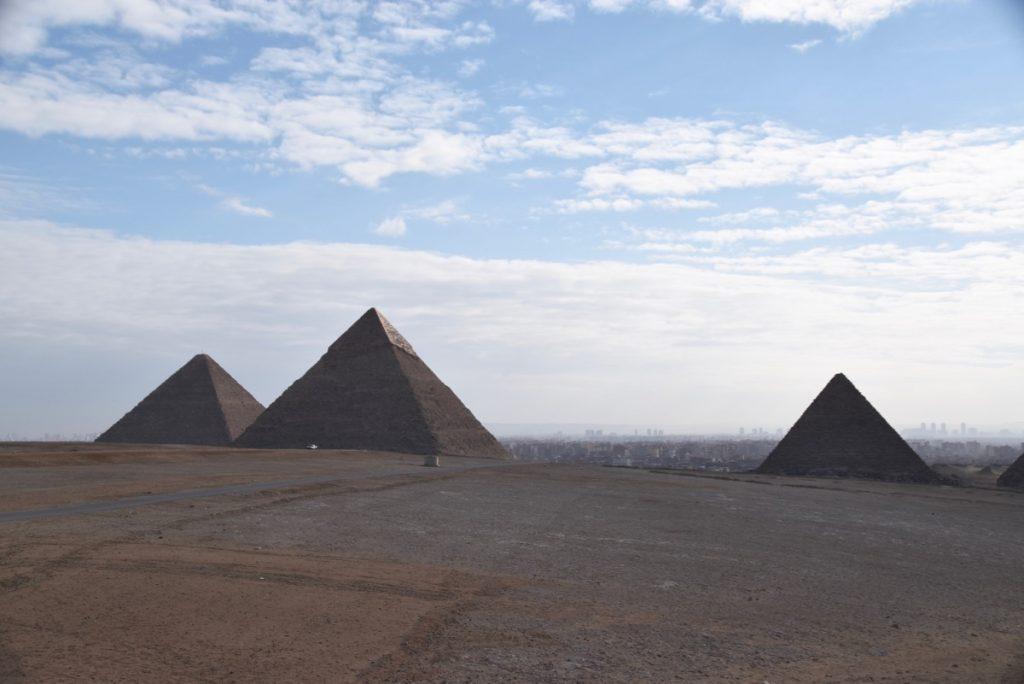 Giza Pyramids Feb 2019 Israel Tour with John DeLancey