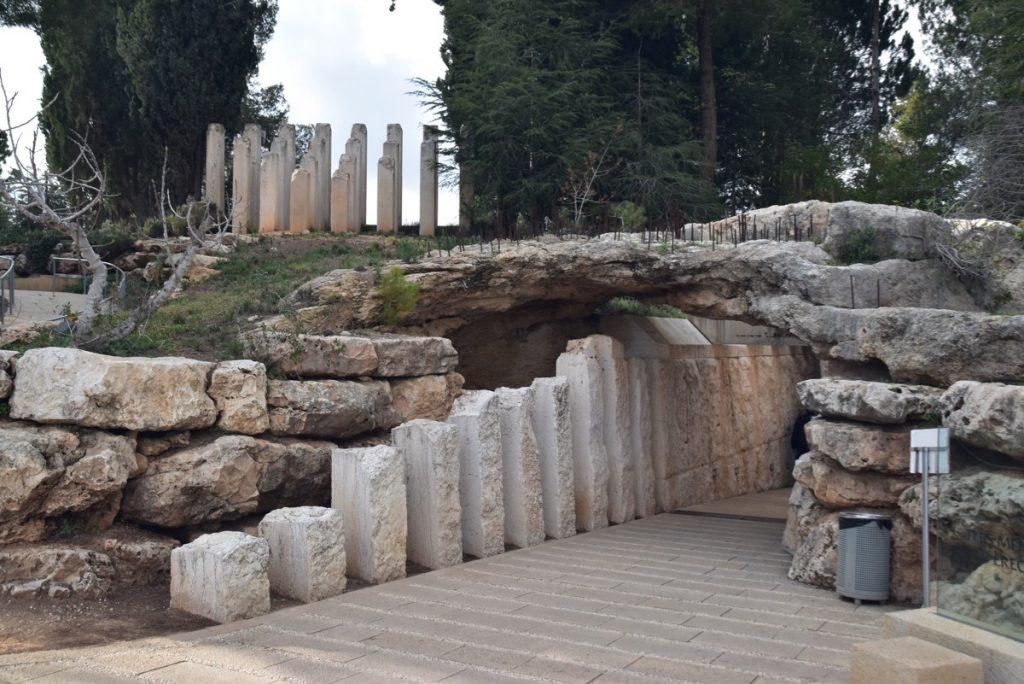 Jerusalem Yad Vashem March 2019 Israel Tour with John DeLancey