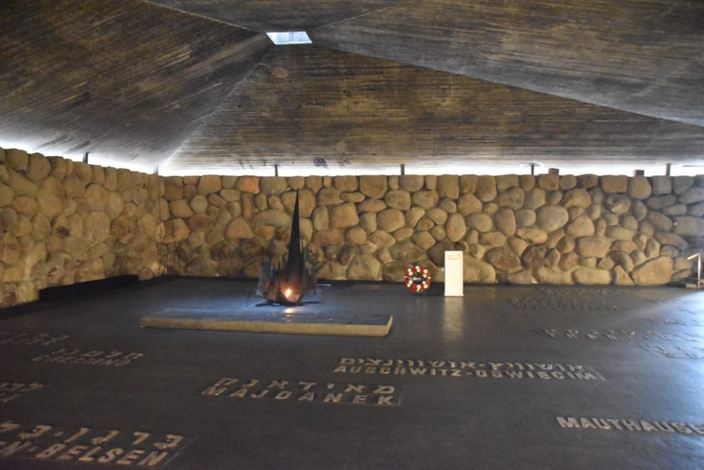 Jerusalem Yad Vashem March 2019 Israel Tour with John DeLancey