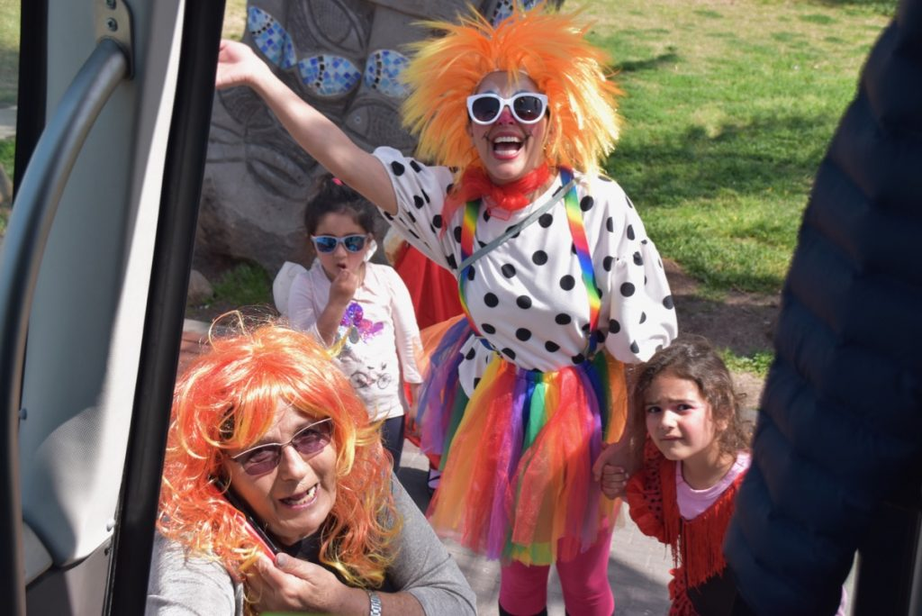 Purim March 2019 Israel Tour with John DeLancey