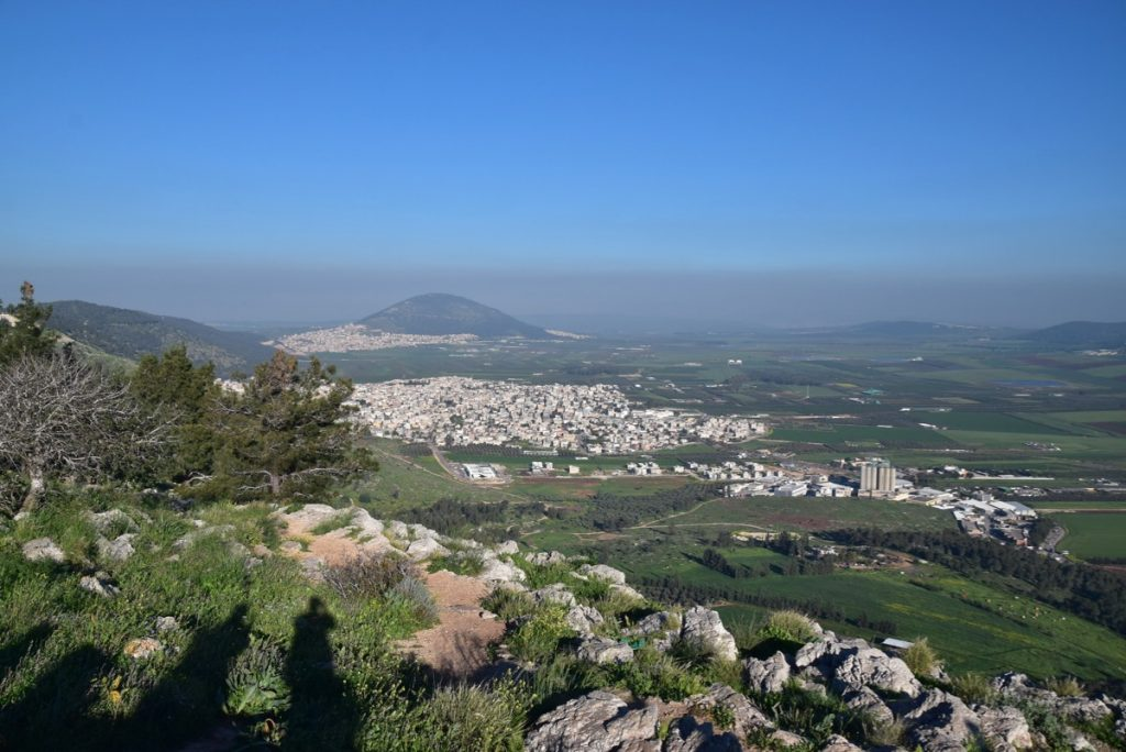 Mt. Tabor March 2019 Israel Tour with John DeLancey