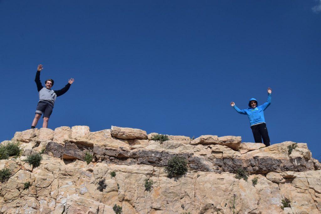 Machaerus Jordan March 2019 Israel Tour with John DeLancey