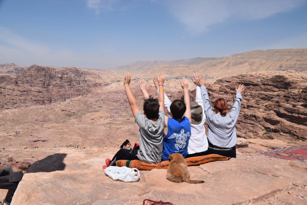 Petra Jordan March 2019 Israel Tour with John DeLancey