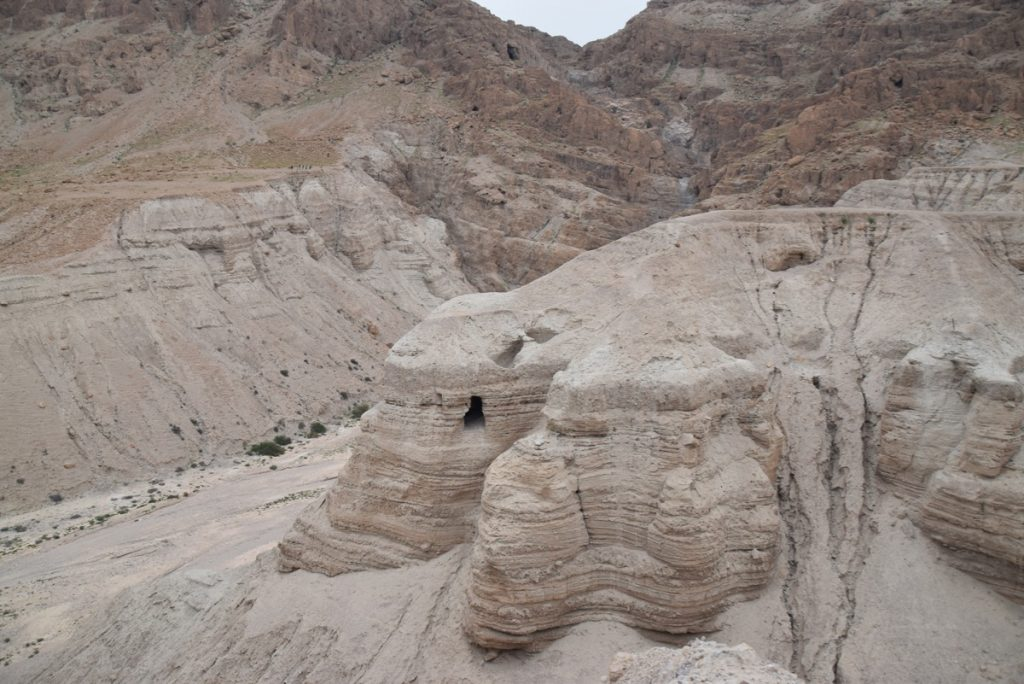 Qumran March 2019 Israel Tour with John DeLancey