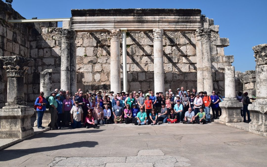 March 2019 Israel -Jordan Tour Trip Summary – Day 5