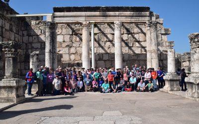 March 2019 Israel -Jordan Tour Trip Summary – Day 5