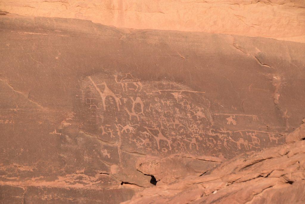 Wadi Rum Jordan March 2019 Israel Tour with John DeLancey