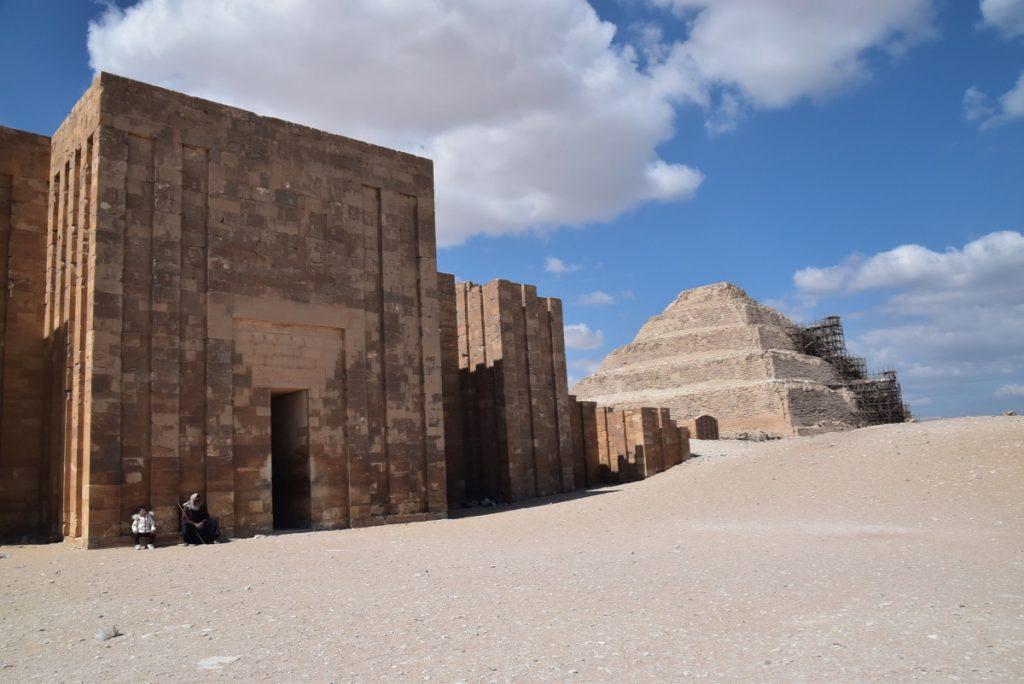 Sakkara Egypt Tour Feb 2019 Israel Tour with John DeLancey