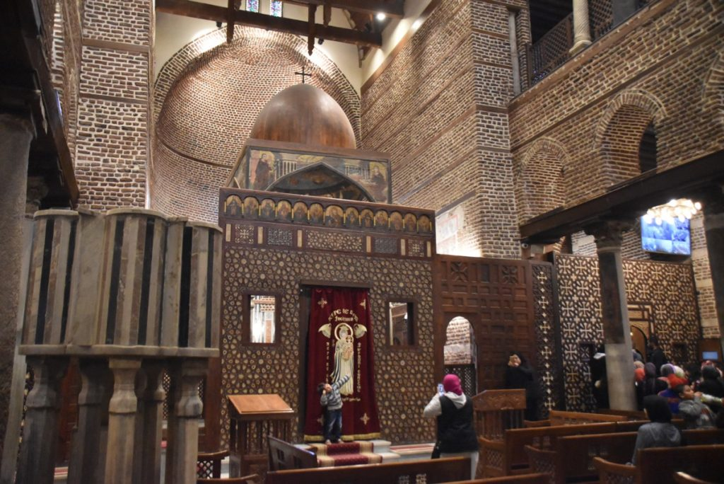 Coptic Church Egypt Tour Feb 2019 Israel Tour with John DeLancey