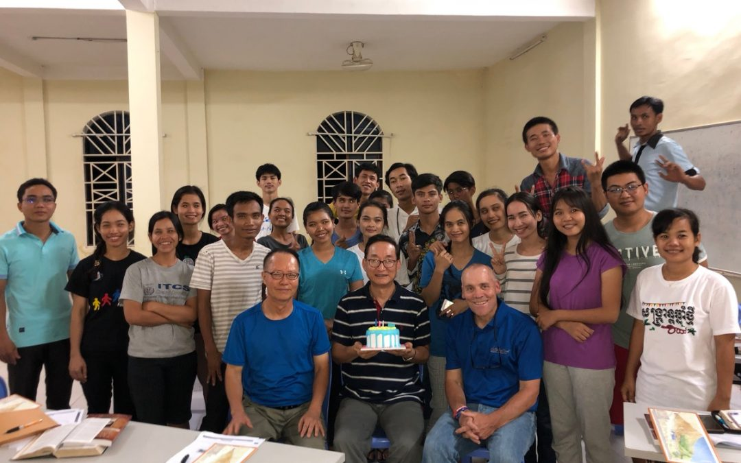 Cambodia Teaching Update