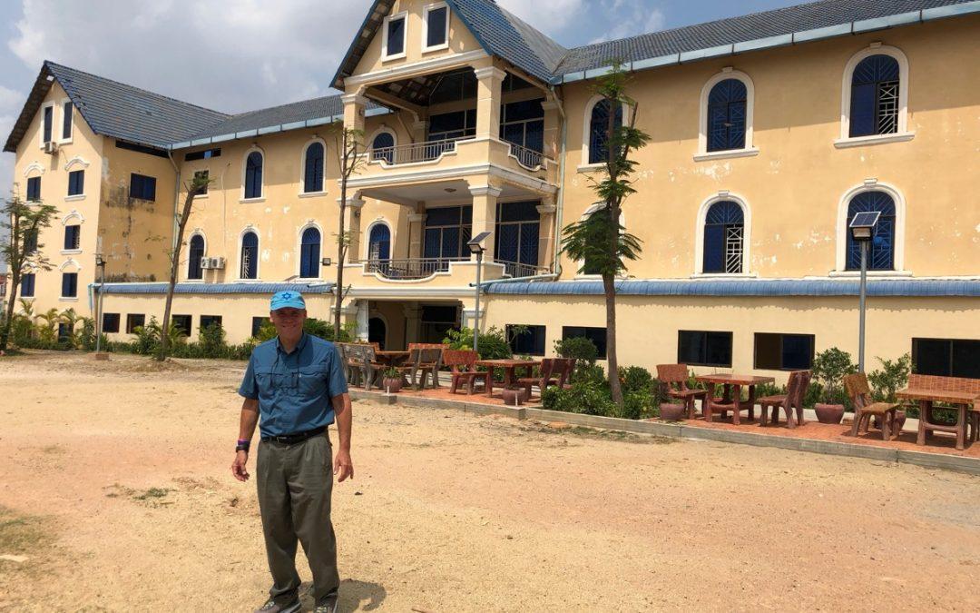 "Teaching ""Israel & the Bible"" in Cambodia"