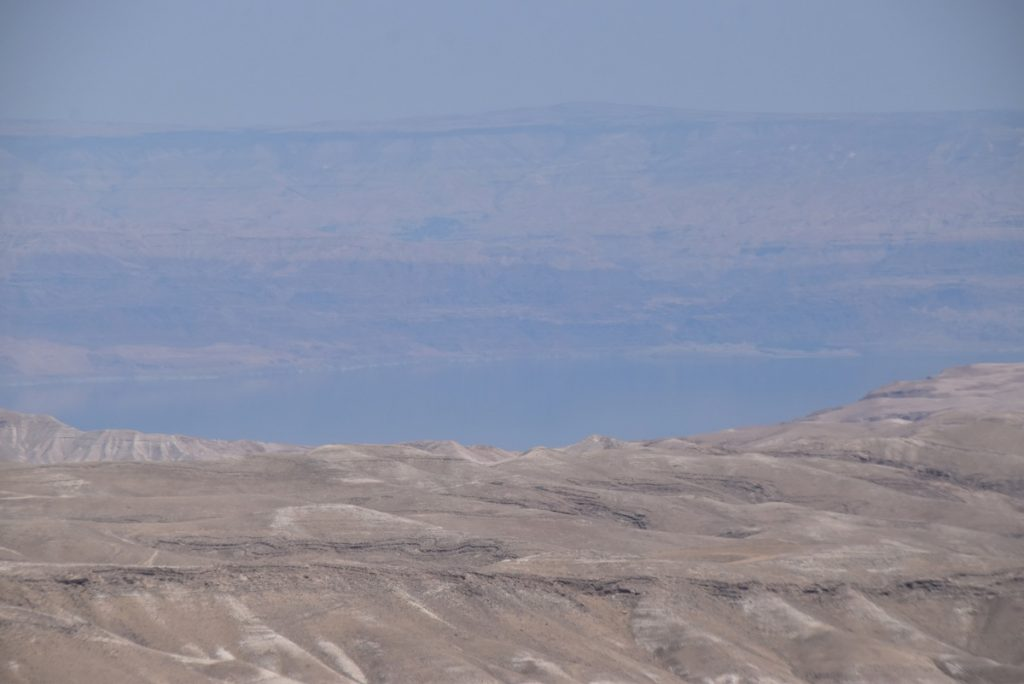Herodium Dead Sea May 2019 Israel Tour with John DeLancey