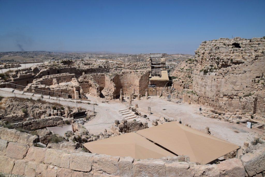 Herodium May 2019 Israel Tour with John DeLancey