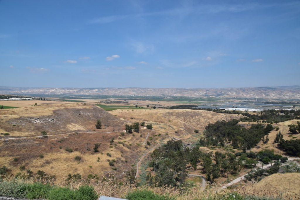Jordan Valley May 2019 Israel Tour with John DeLancey