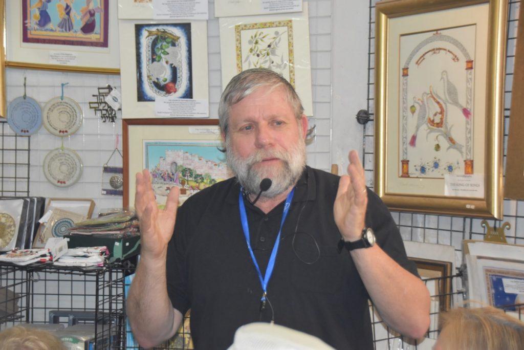 Shorashim Moshe May 2019 Israel Tour with John DeLancey