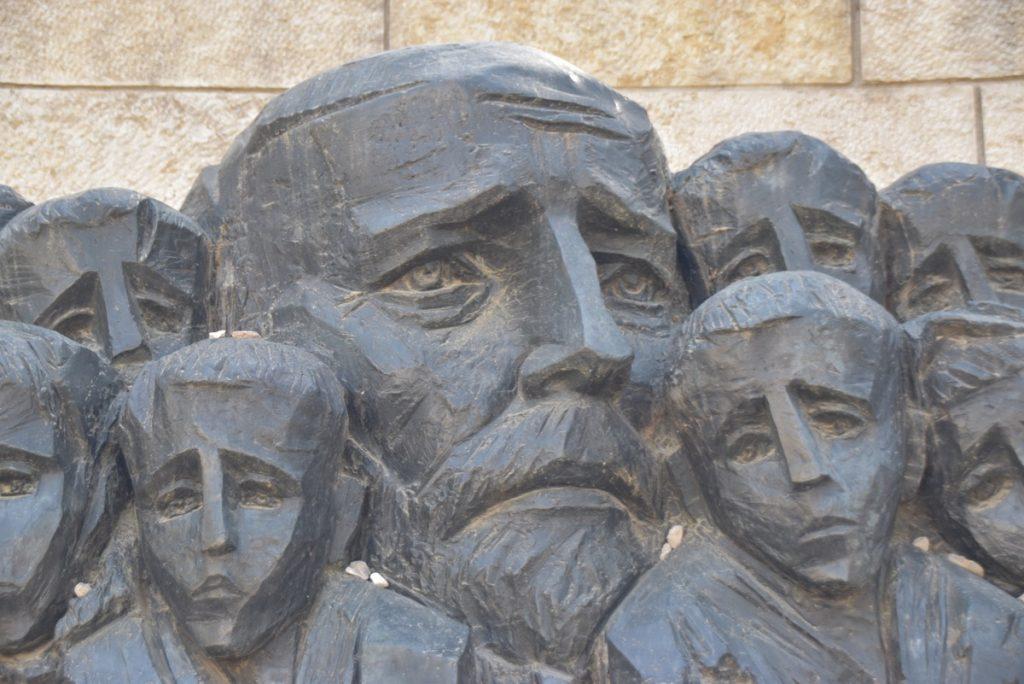 Yad Vashem May 2019 Israel Tour with John DeLancey