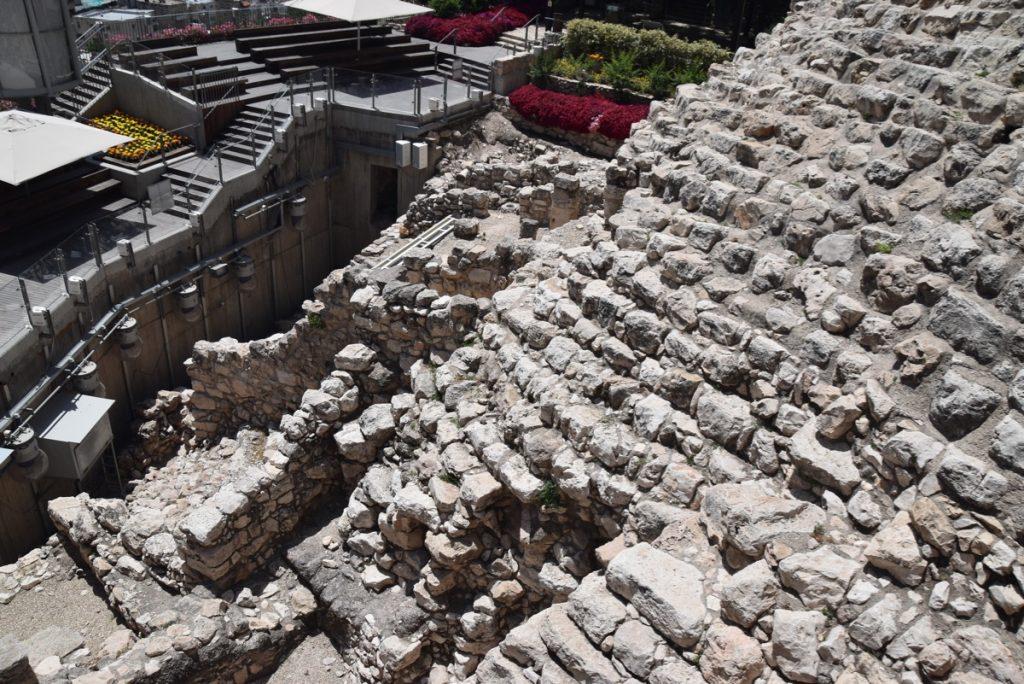 City of David May 2019 Israel Tour with John DeLancey