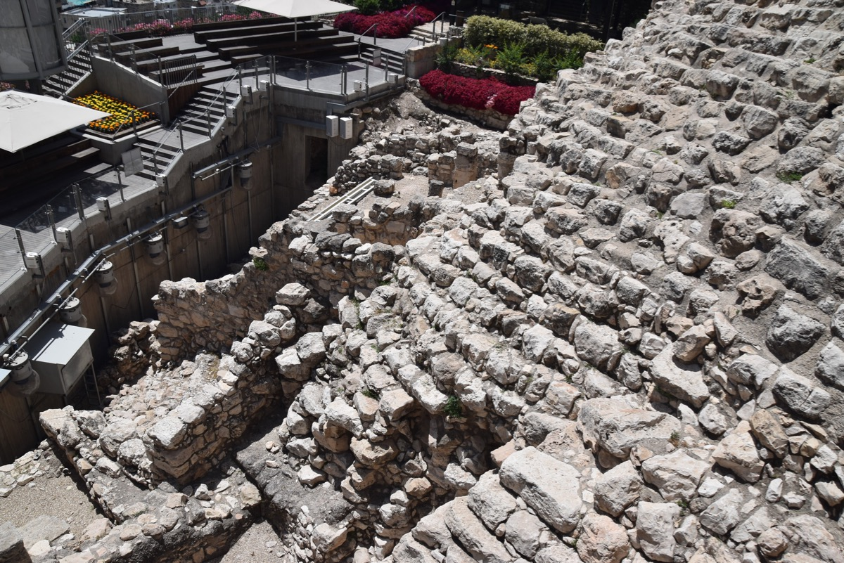 City of David Area G