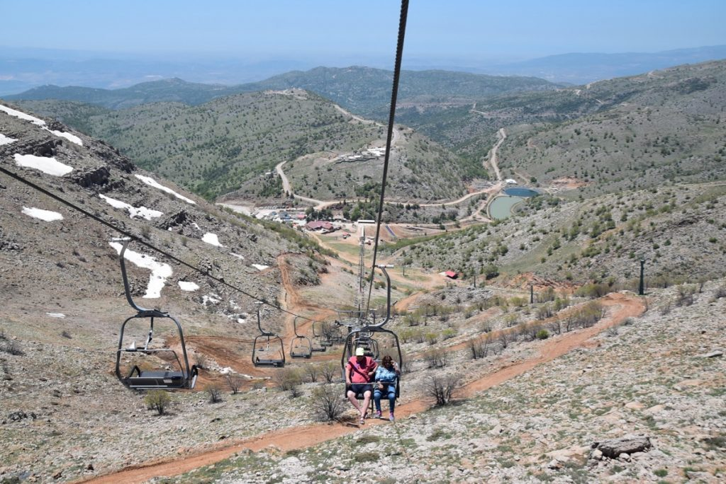 Mt. Hermon May 2019 Israel Tour with John DeLancey