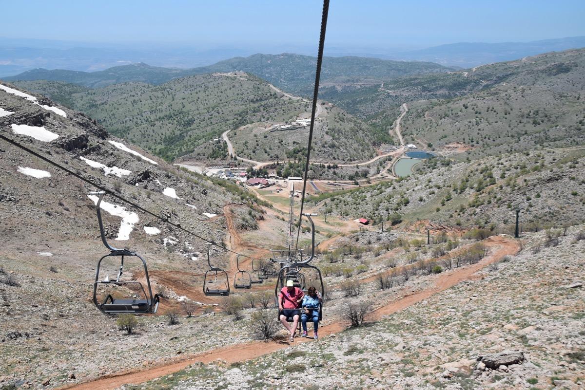 Mt. Hermon