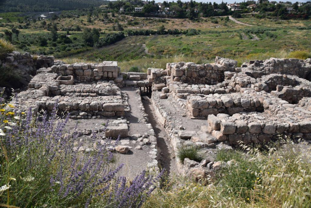 Gezer May 2019 Israel Tour with John DeLancey