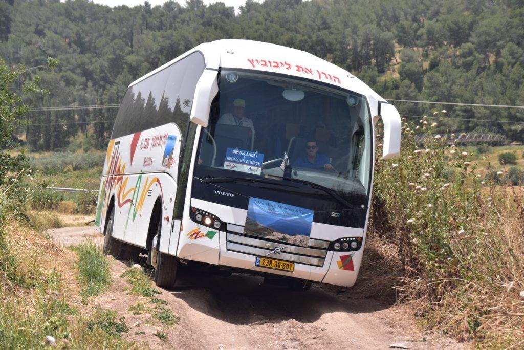Qeiyafa May 2019 Israel Tour with John DeLancey