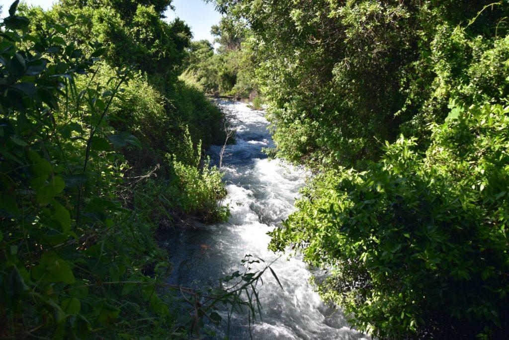 Jordan River May 2019 Israel Tour with John DeLancey