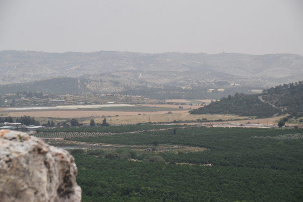 Elah Valley May 2019 Israel Tour with John DeLancey