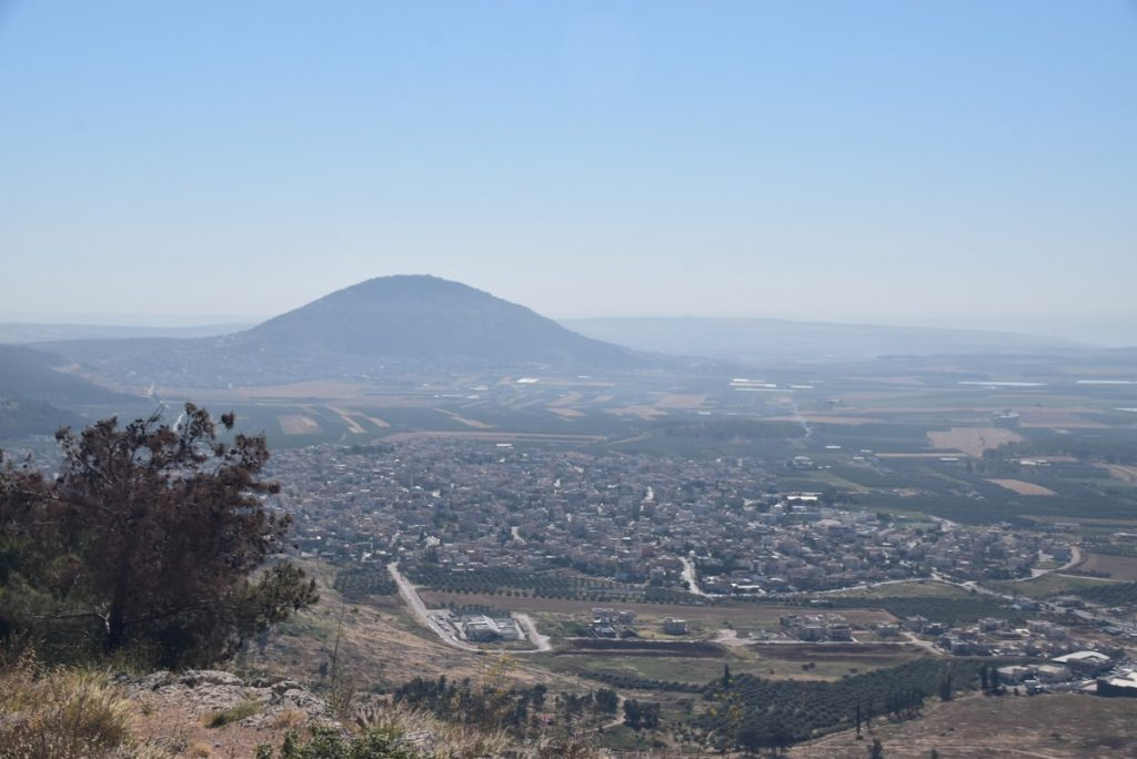 Mt. Tabor May 2019 Israel Tour with John DeLancey