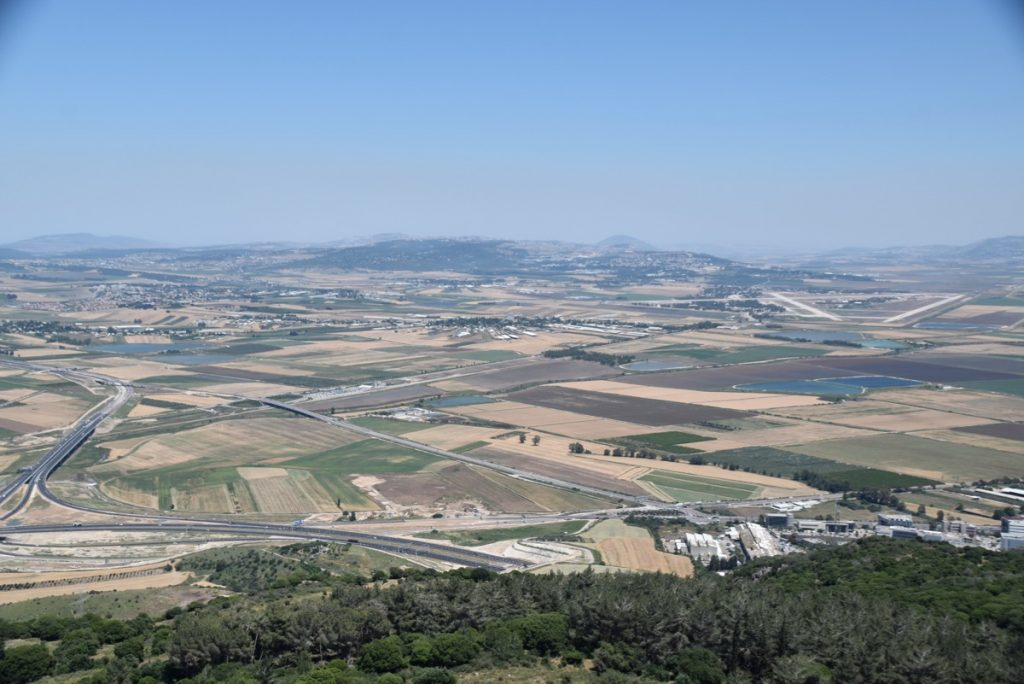 Jezreel Valley May 2019 Israel Tour with John DeLancey