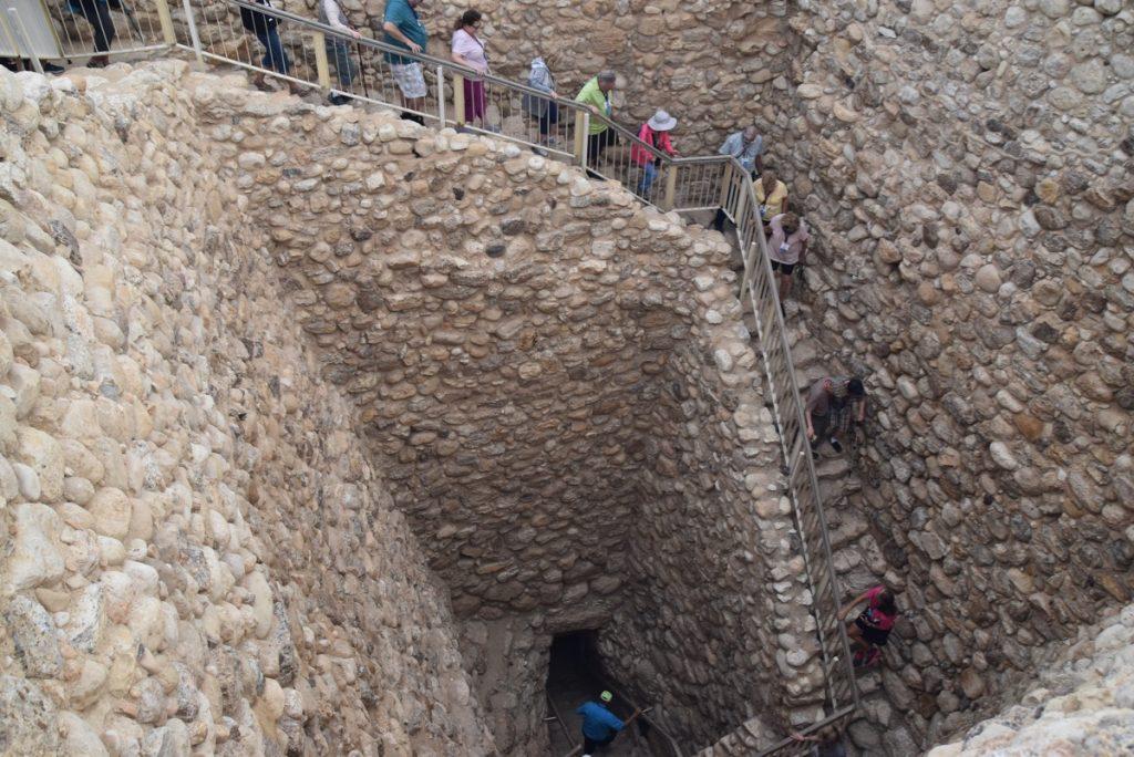 Beersheba May 2019 Israel Tour Dr. John DeLancey