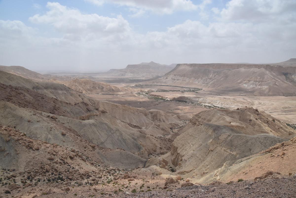Desert of Zin