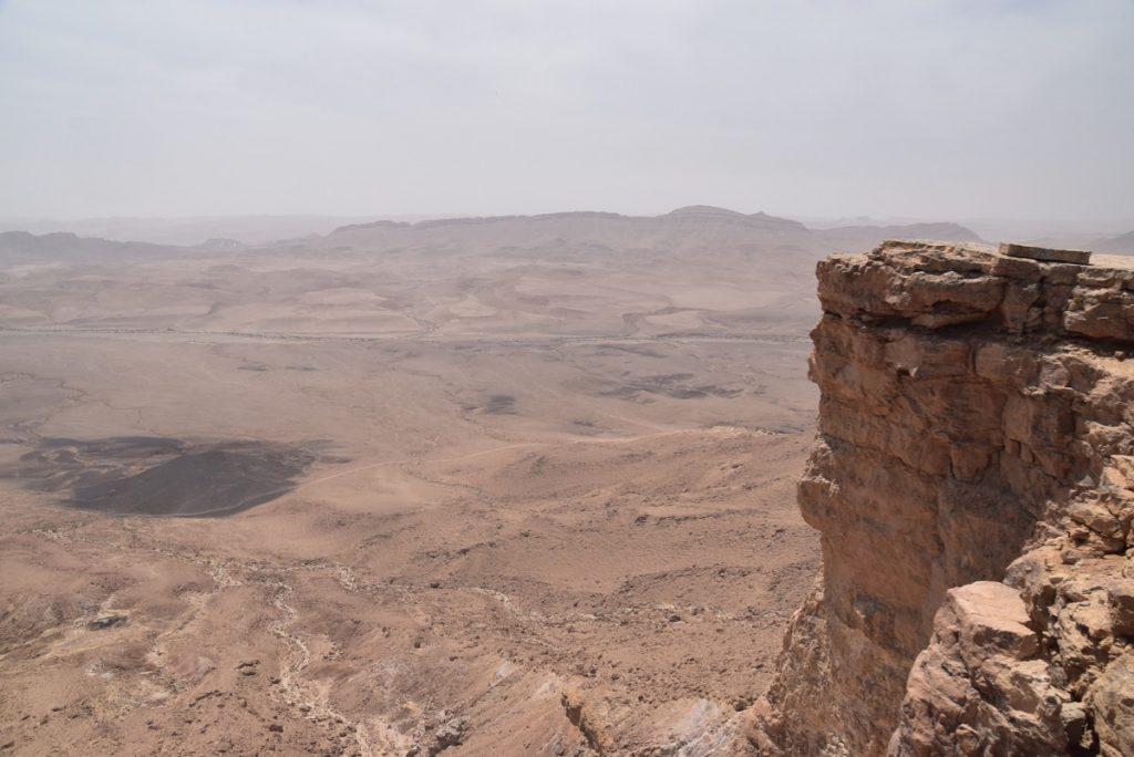 Machtesh Ramon May 2019 Israel Tour Dr. John DeLancey