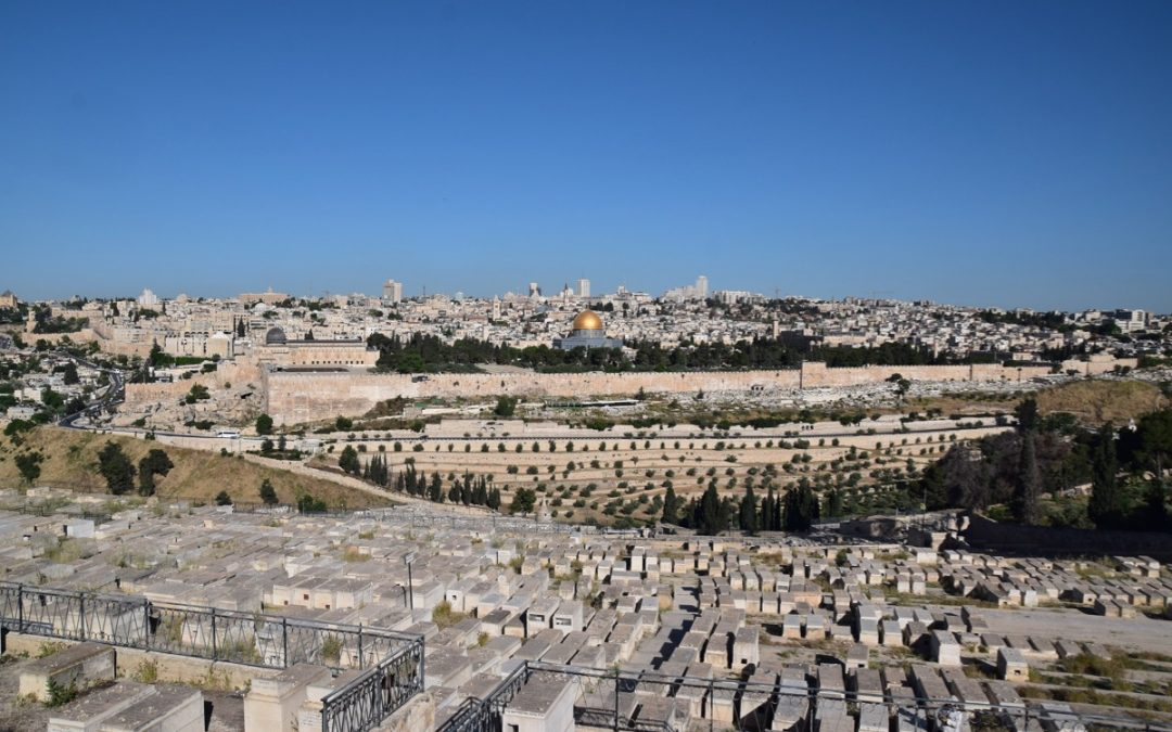 Devotions from Israel – Psalm 125