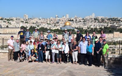 May 2019 Israel Tour Summary – Day 11