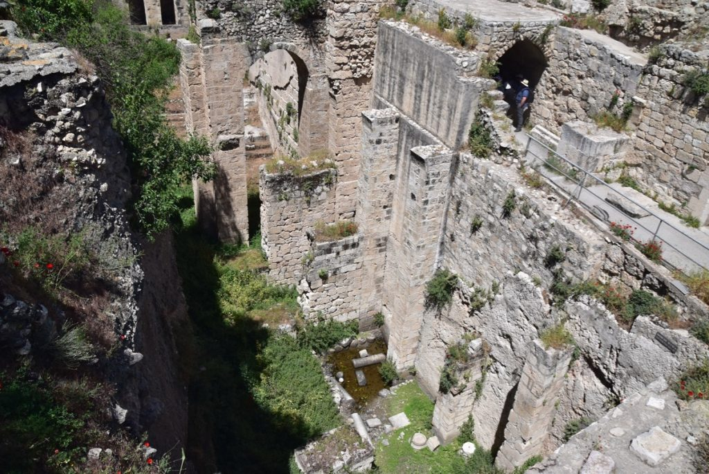 Jerusalem Pools of Bethesda May 2019 Israel Tour with John DeLancey