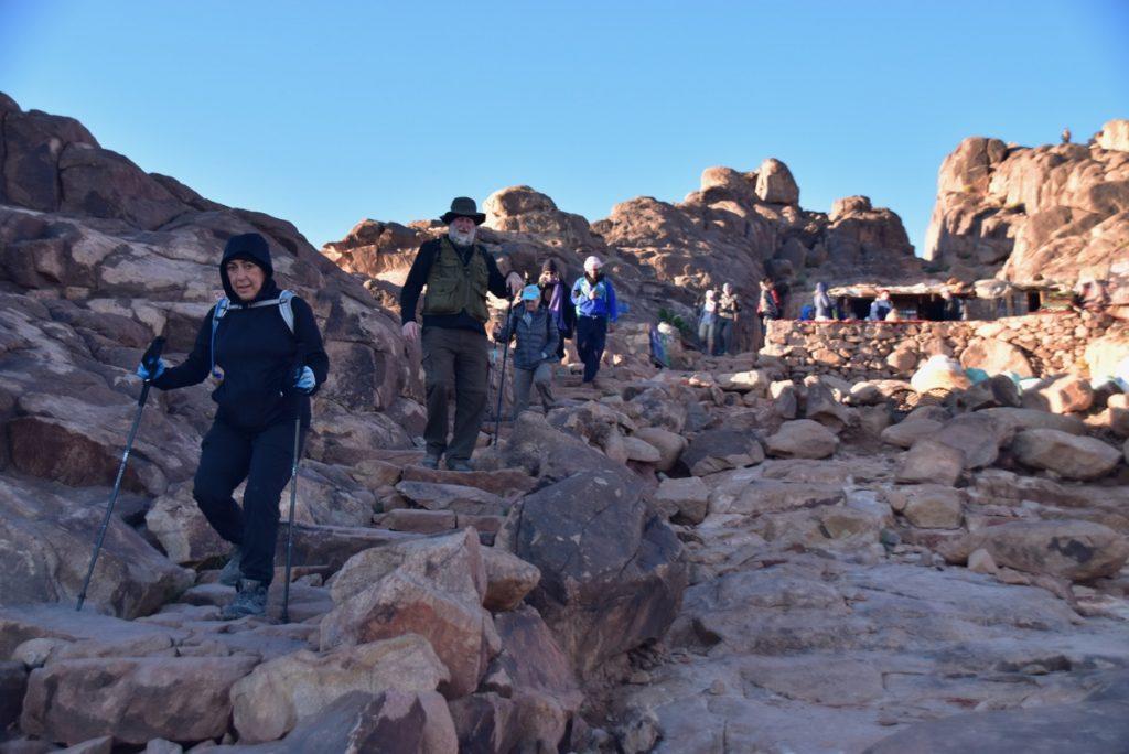 Sunrise Sinai May 2019 Israel Tour with John DeLancey