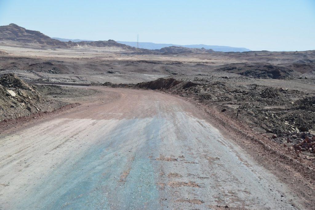Sinai May 2019 Israel Tour with John DeLancey