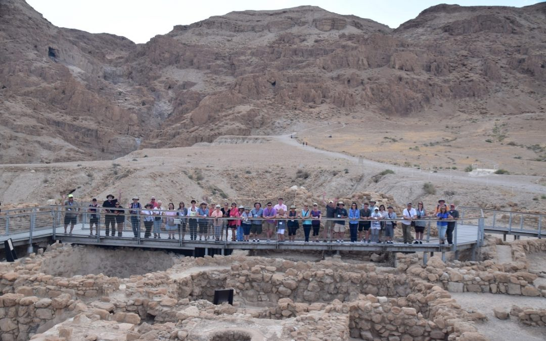 May 2019 Israel Tour Summary – Day 6