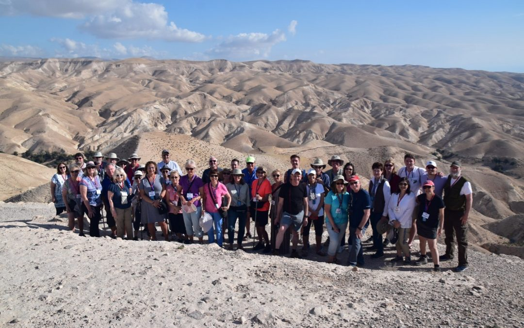 May 2019 Israel Tour Summary – Day 7