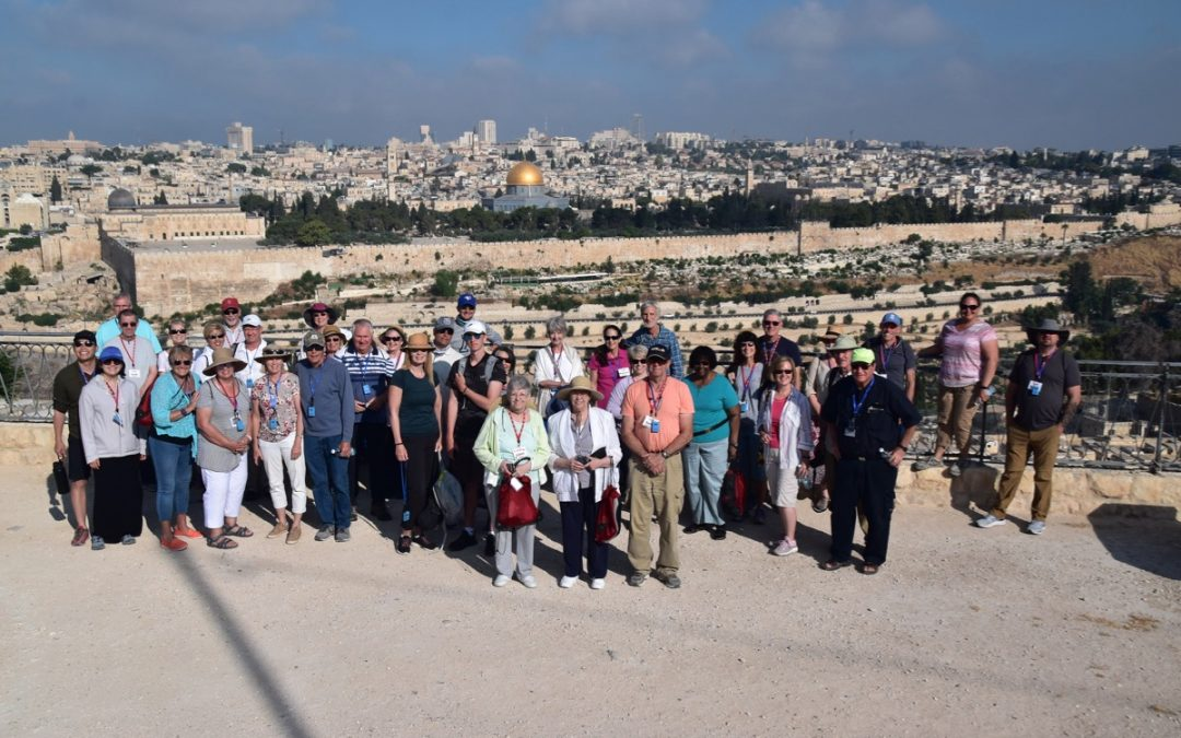 June 2019 Israel-Jordan Tour – Day 7 Summary