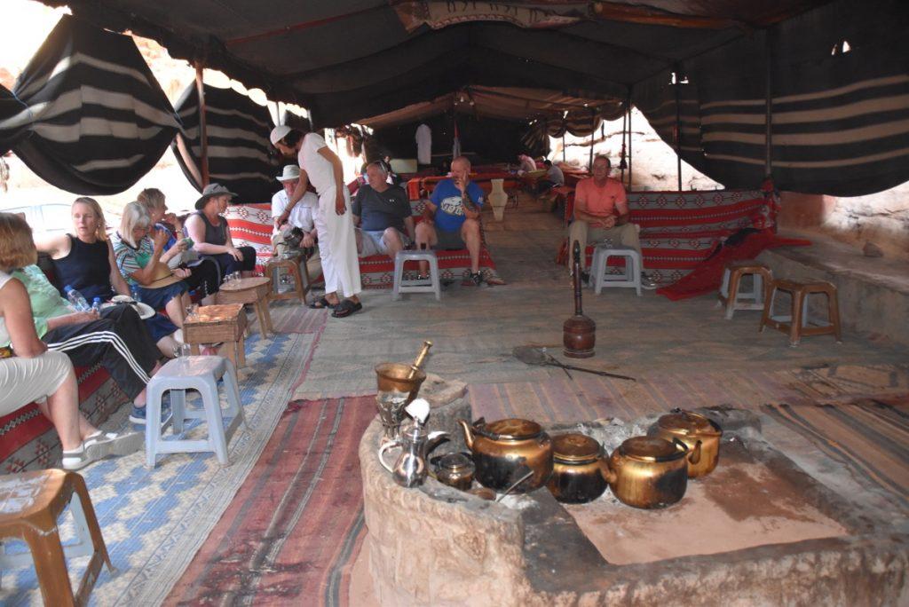 Wadi Rum Jordan June 2019 Israel Tour Group with John DeLancey