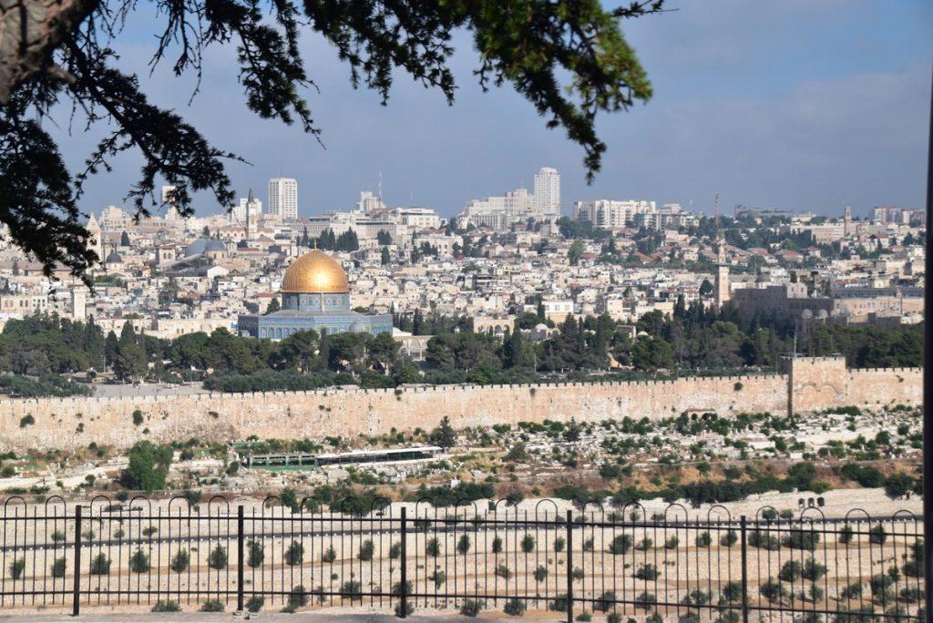 Jerusalem June 2019 Israel Tour Group with John DeLancey