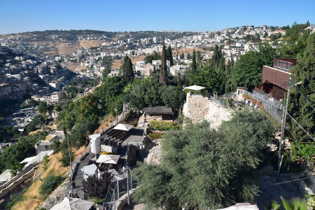 City of David June 2019 Israel Tour with John DeLancey