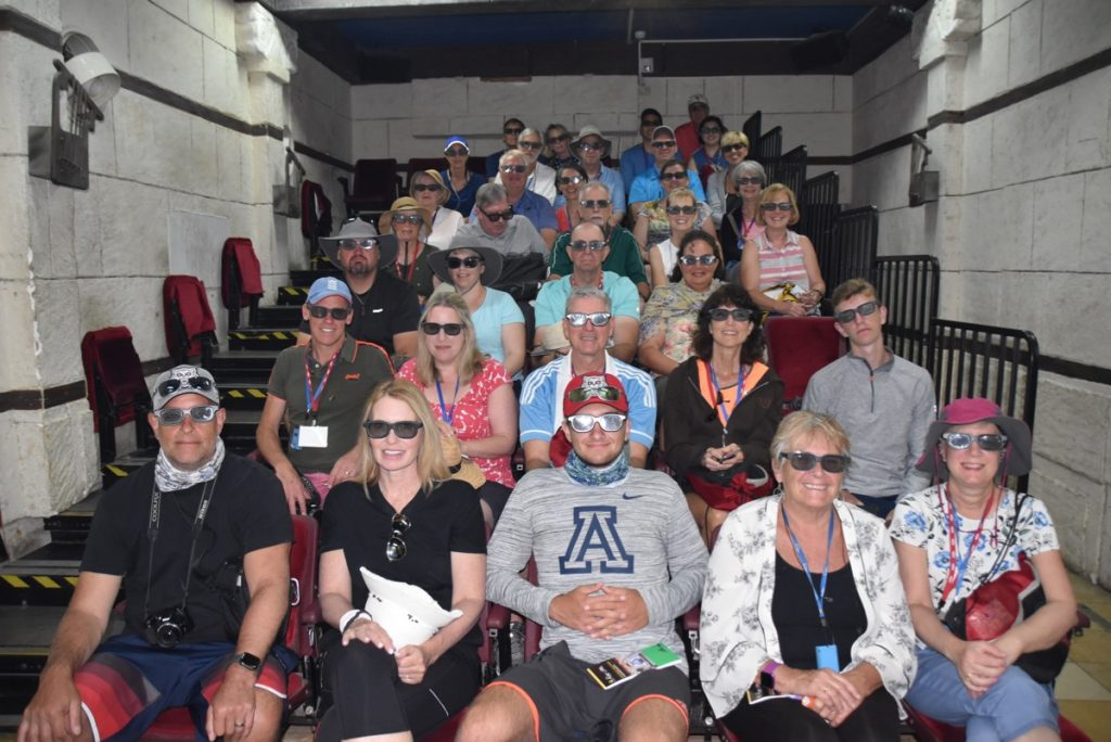 City of David June 2019 Israel Tour Group with John DeLancey